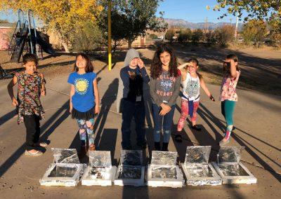 Solar Oven Experiment